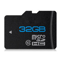 New 4GB 8GB 16GB 32GB 64GB  TF card  micro sd microsdhc TF Flash memory card Actual capacity free SD adapter free shipping