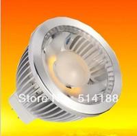 Newest!!! 5W LED COB MR16  LED Spotlight Bulb   , Dimmable  ,Warm/Cool white  90Lm,Led Lighting