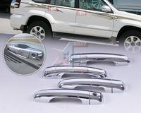Tracking # New Chrome Door Handle Cover Trim for Toyota Land Cruiser Prado J 150 FJ150 2010 2011 2012 2013 - CA01162