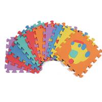 Week eight crawling baby play mats slip-resistant mats cross puzzle size30*30*1cm  4pcs/lot