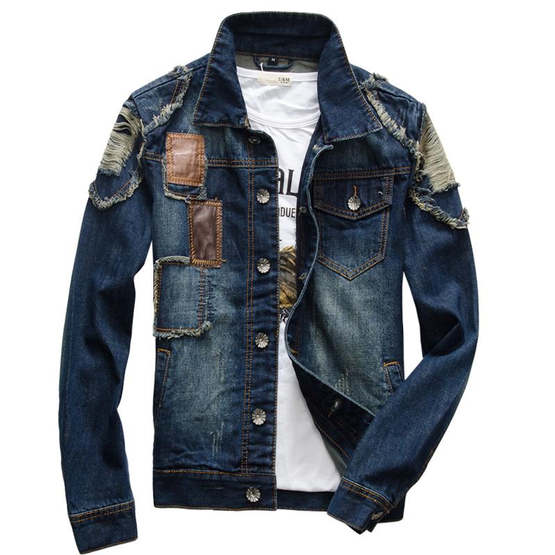 denim coat vintage denim clothing jacket denim jacket