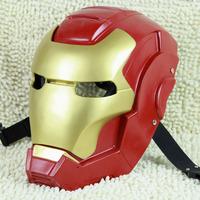 Free shipping 2014 High Quality Resin Iron Man Masks