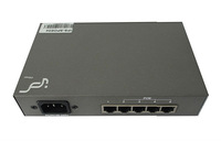 IPS New 4 Ports 10/100Mbps  PoE Power Supply Switcher For 4pcs IP Network Cameras With POE  (IPS-SPOE04)