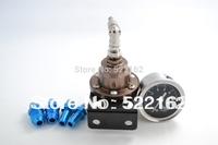 Speed Way-Tomei adjustable fuel pressure regulator with gauge Type-S  fuel regulator