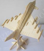 3d wool 3d puzzle diy eco-friendly wooden model woden toys puzzle