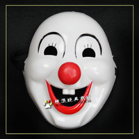 Free Shipping Child cartoon mask ball clown mask