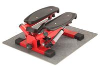 Luxurious hydraulic stepper leg machine slimming weight loss body shaping machine fitness equipment household