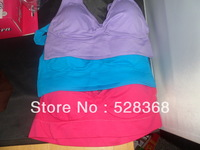wholesale~100pcs AHH double layer bra,Fashion Sports Vest ,