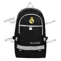 The Spanish Football League Real madrid backpack real madrid football backpack souvenir school bag casual 30l