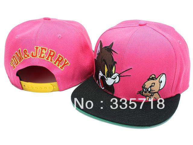 SYLVESTER Cartoon Snapbacks hats TWEETY , BUGS BUNNY daffy duck, Marvin The Martian Adjustable baseball caps Free Shipping(China (Mainland))