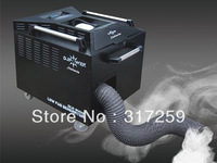 Low Ground Fog Machine with flycase packing for dj equipment in stage lighting