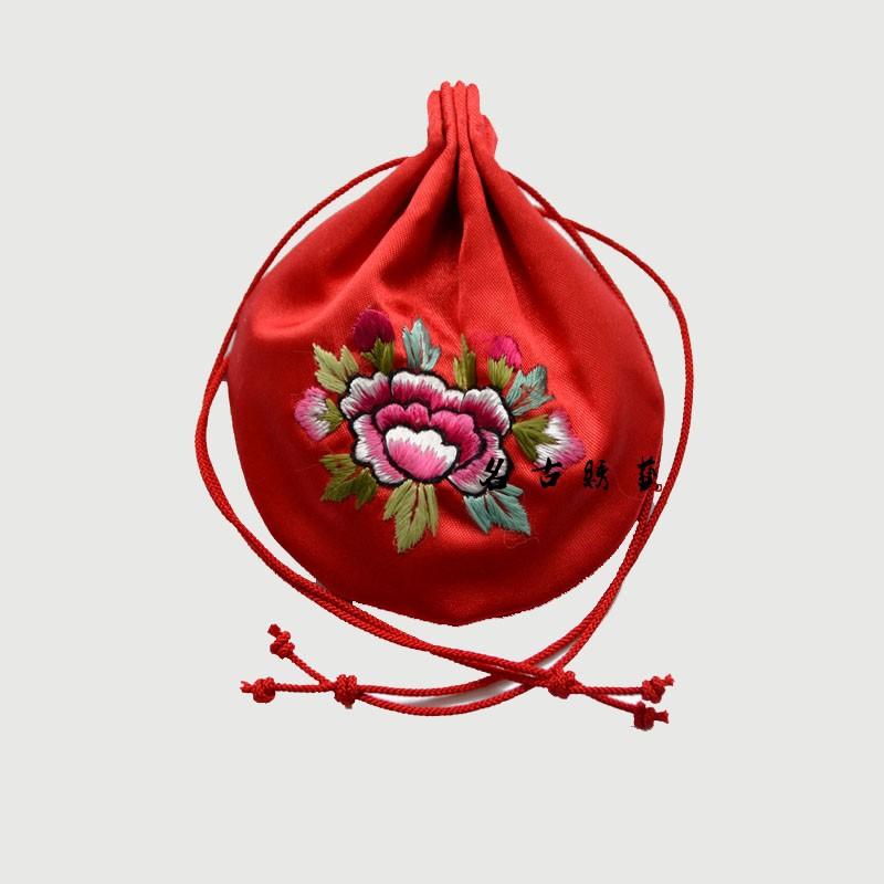Saco do bebê da criança bordado diy handmade pacote sachê suzhou bordado produto acabado bordado(China (Mainland))