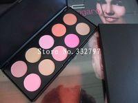 new fashion 10 color blush disk