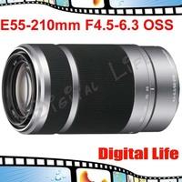 Brand New Sony NEX Alpha E 55-210mm F4.5-6.3 OSS Tele Zoom Lens SEL55210 7 6 5R