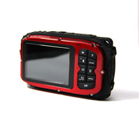 2013 Hot Selling 12MP Underwater Digital Cameras with 2.7 inch TFT LCD 8X Digital Zoom Waterproof 10 Meters