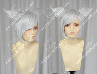 HOT! Costume fox ear cat ears cos wig high temperature wire