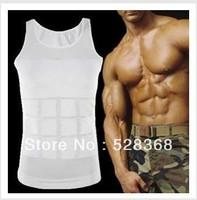 wholesale 20pcs/lot, Men Absorbant Underwear Body Shaper Belly Cincher Waist Tights Lose Weight