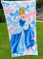 Hight  Quality     Sorft    100% Cotton   Princess   Bath  Towel     Beach   Towel     150cm*79cm