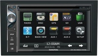 Ssangyong Rexton DVD GPS 6.2 inch ;2DIN Digital TFT LCD;800*480;Touch-screen;Rotary wholesale