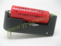 2013 new 26650 battery charger and 18650 16340 14500 32650 rechargeable battery charger 4.2v,DHL/Fedex Free shipping,100pcs/lot