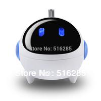 New arrival  Mini stereo radio subwoofer Portable Speaker for Ipod/Ipad//MobilephonesMP3/MP4/CD/DVD
