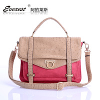 Rice women's fashion shoulder bag handbag female 2013 vintage messenger bag women's ostrich grain handbag