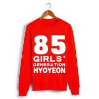 Girls GENERATION jessica fashion sweatshirt