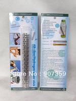 Stainless Alkaline Water Stick/Alkaline Hydrogen Nano Energy Water Stick free shipping 20pcs/lot