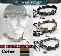 Z.Tactical Z033 Tactical Throat Mic Headset (FG,BK,DE)