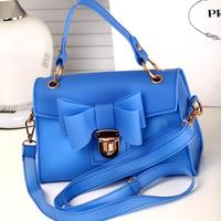 2013 candy color bags beach bag neon color women's handbag crystal jelly bag handbag