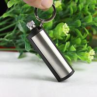 2pcs New match box universal Outdoor Survival magnesium rod lighter Flint Stone Fire Starter