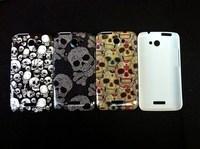 Чехол для для мобильных телефонов support mix colors cellphone case for HTC One M7, for htc one cases