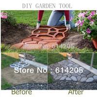 Garden tool path-mate DIY Stone mold/paving mold