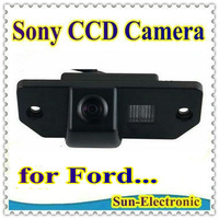 SONY CCD Sensor Car Rear View Reverse CAMERA for Ford Focus Sedan | C-MAX | MONDEO NTSC/ PAL