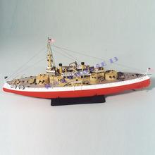 Simulations maquettes de bateaux de papier seconde guerre mondiale