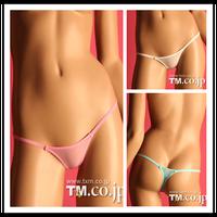 TM sexy women underwear fashion thong panties tight lingerie bikini ladies bikini thong panties for woman