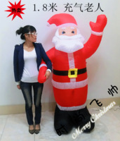For dec  oration inflatable christmas Christmas 1.8 meters high - - 4s christmas