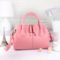 New 2015 female fashion purse, women's handbag vintage women's candy color smiley cross-body bag shell shaping bag, high quality