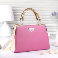 New Arrival 2013 fashion women's handbag , summer women's patent leather candy color handbag, female evening bag brand design