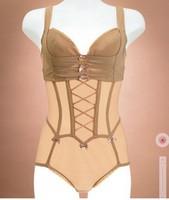 Body shaping pj set pants bra set underwear bra push up