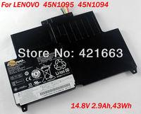 Genuine Original Built-in Laptop Battery FOR LENOVO 45N1094 45N1095 4ICP5/42/61-2