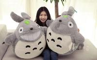 Free shipping 1 meter large Totoro cartoon dolls, plush toys doll birthday gift wholesale girl pillow