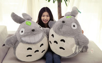 Free shipping 1 meter large Totoro cartoon dolls, plush toys doll birthday gift wholesale girl pillow