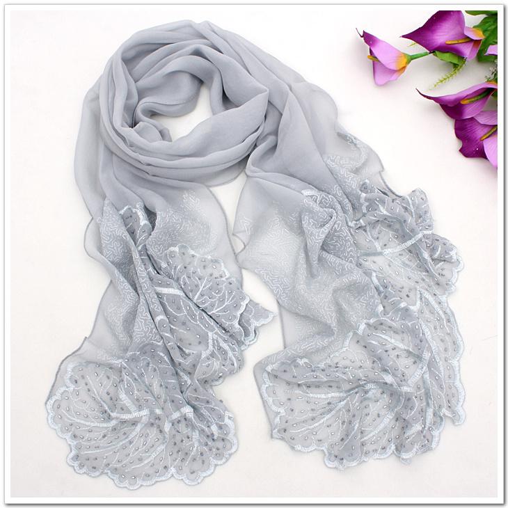 Шелковые шарфы своими руками - Parus-murman.ru