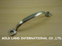 105mm Free shipping zinc alloy cabinet drawer handle kitchen door wardrobe handle