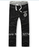 Free shipping!2013 Autumn New Arrival Korean Version Figure-flattering Pencil Pants Men's Sweat Pants!