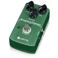 JOYO Effects Pedals Analog Delay True bypass design JF-33