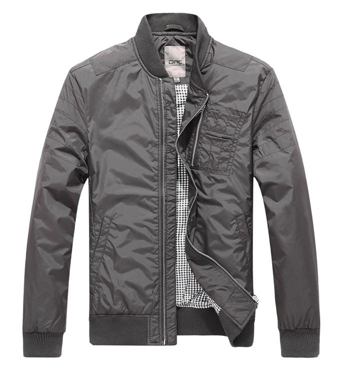 Primavera 2013 caduta degli uomini giacca sottile di alta qualità a