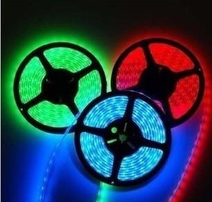 10M/Roll 5050 60Leds/M 300 SMD LEDs Flexible Strip Lighting Light
