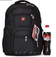 Swiss gear laptop backpack for travel double-shoulder laptop bag men notebook bag  women's backpack casual hiking backpack